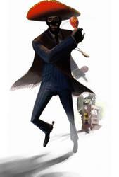 Senor Spy