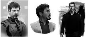 Stark/Rdj Studies