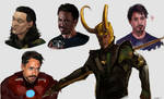 The WEHH-vengers