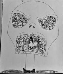 Jack the Skeleton by Warm-Autumn