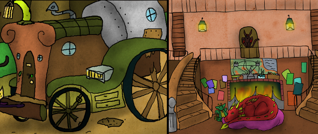 Gaffy's House