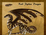 Ball Python Dragon -Auction-(MOVED!)