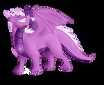 Dragon Amethyst