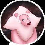Steven Universe-Lion art pin