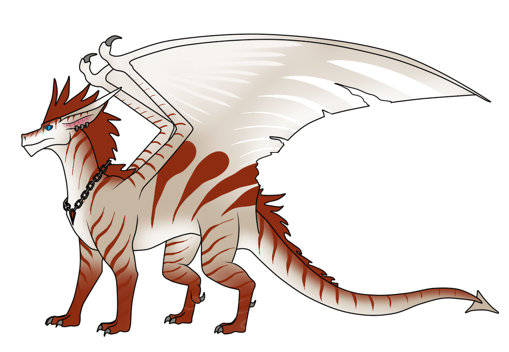 Fire Wing Drake