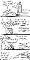 Dragon humor