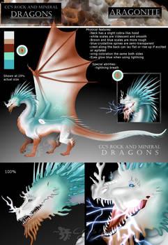 Aragonite dragon-OPEN