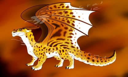 Leopard dragon-OPEN!
