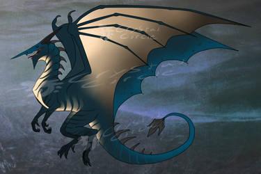 Dragon design adopt-(OPEN)