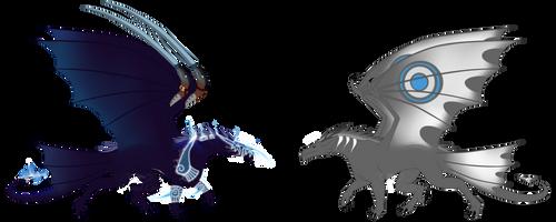 SS character bios - The Dark Angel