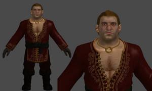 DAI Varric Casual Outfit XPS (updated)