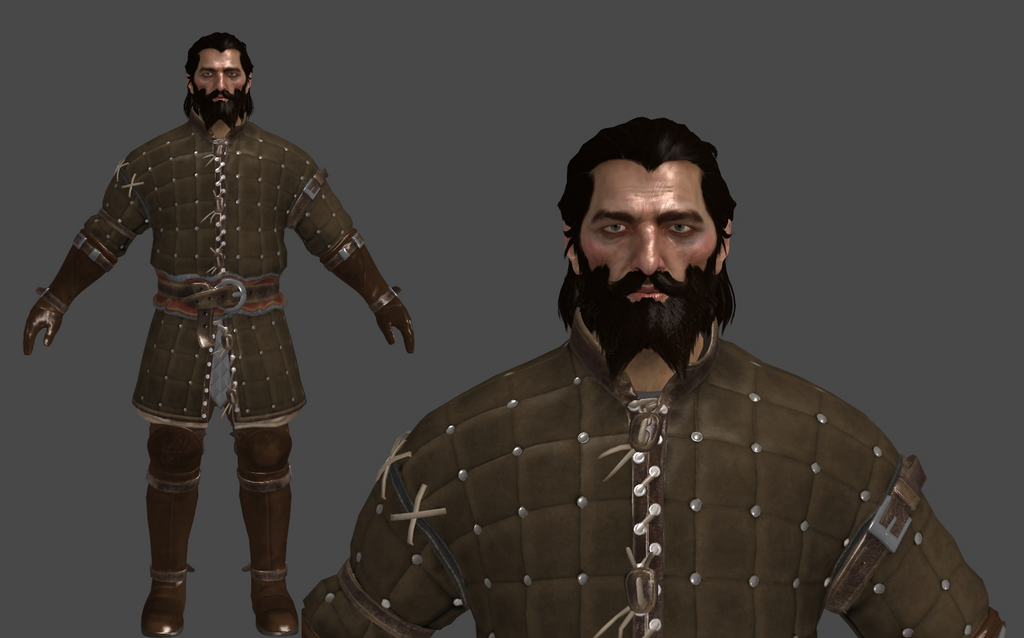 DAI Blackwall Default XPS (updated) by Padme4000 on DeviantArt