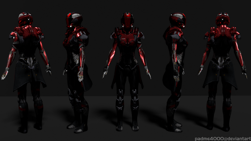 N7 Slayer Female Preview by Padme4000 - 327.5KB