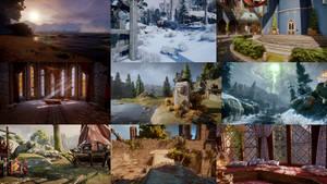 DAI Screenshots and reference images