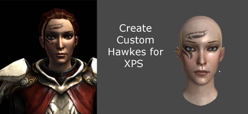 Create Custom Hawke for XPS
