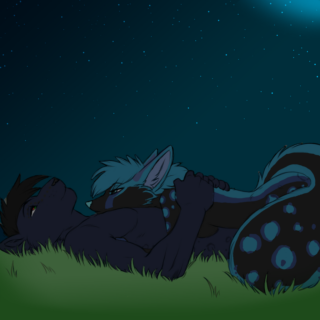 what a peaceful night for willow and Kemper such a by Vexlovely