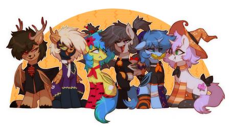 spooky gang