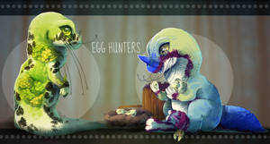 egg hunters - auction (closed)