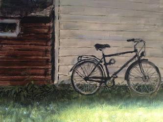 Bicycle by krooku