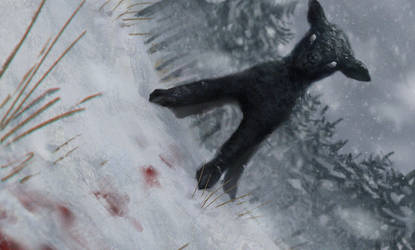 black lamb by krooku