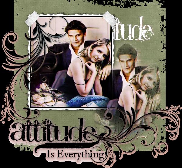 Attitude by janasbangel