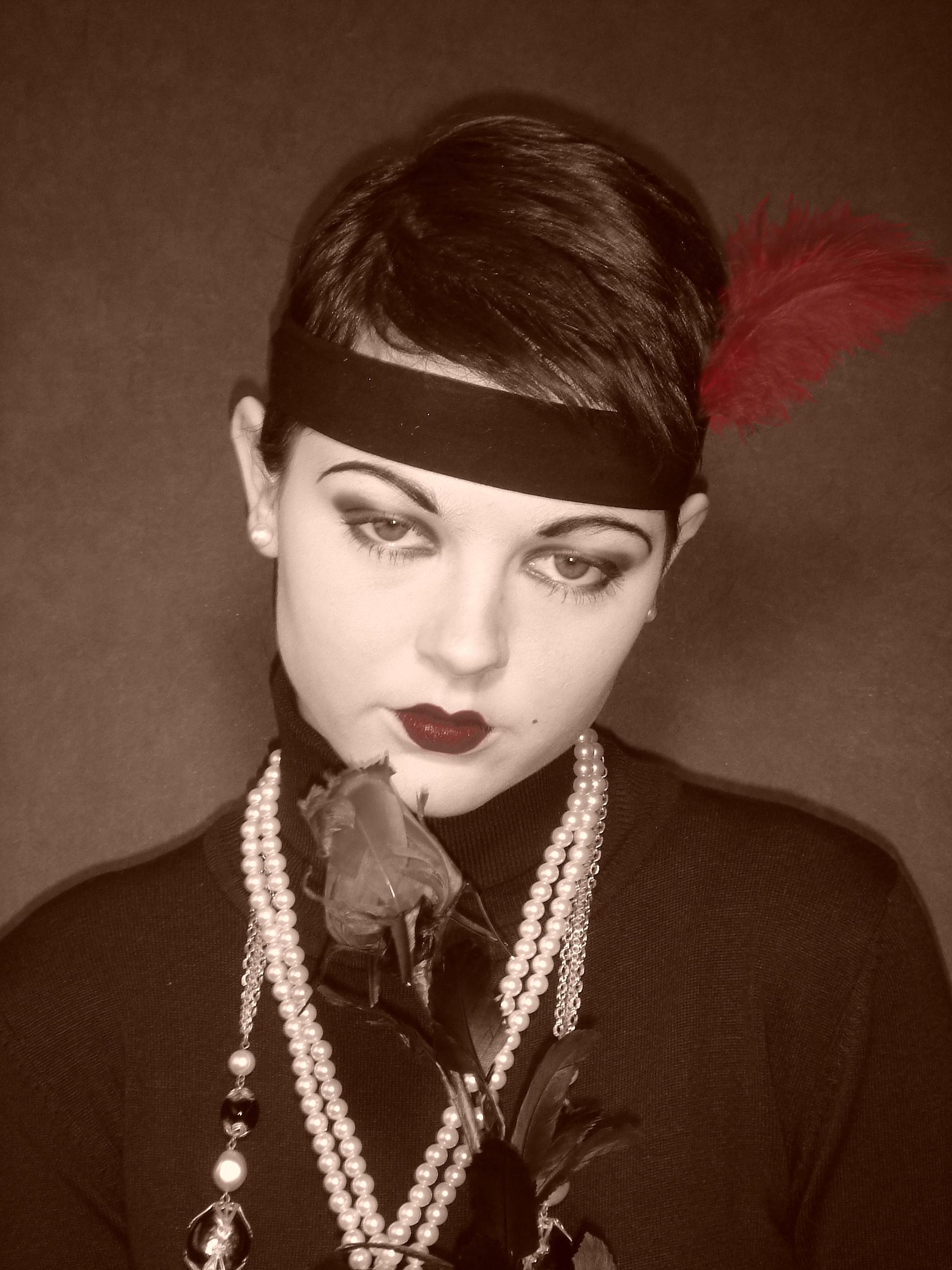 Maquillage annee 20 by trolounette on deviantart - Maquillage annee 20 ...