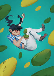 Mango by CHADinskee