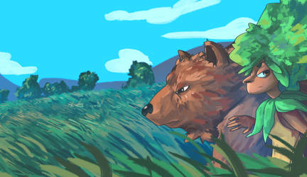 Grizzly by CHADinskee