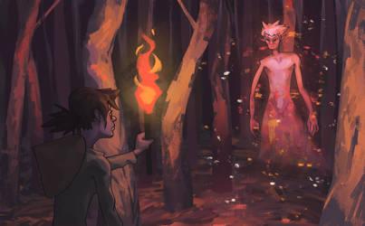 Spirit by CHADinskee