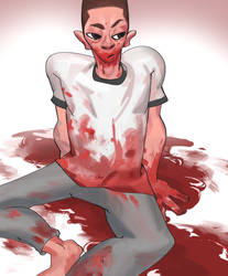 Bloody by CHADinskee