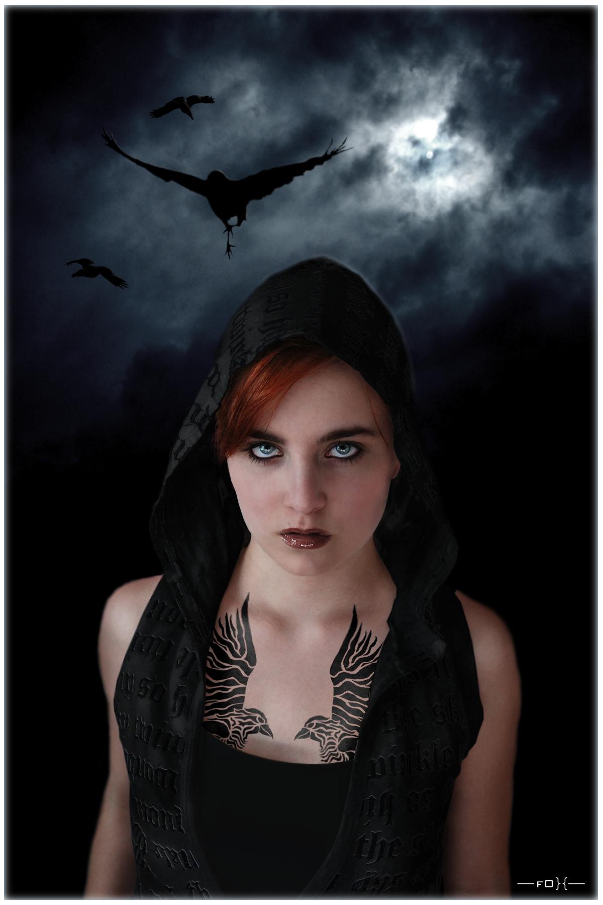 Ravenous by fOXbain