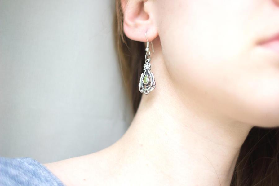 earrings by GogaTerrabalshop