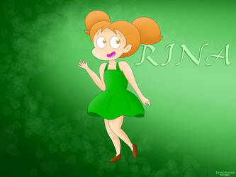 Rina by DrawtoonzStudio