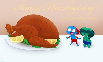 Happy Thanksgiving 2020!
