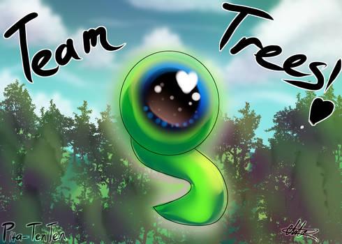 [FA] Team Trees!