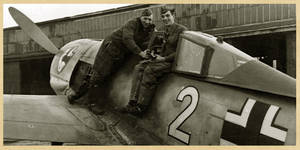 Gerhard Vivroux's Fw 190A-6/R2 (Sturmstaffel 1)
