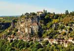 Rocamadour, France by El-Amigo-Chico