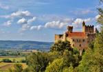 Castle With A View by El-Amigo-Chico