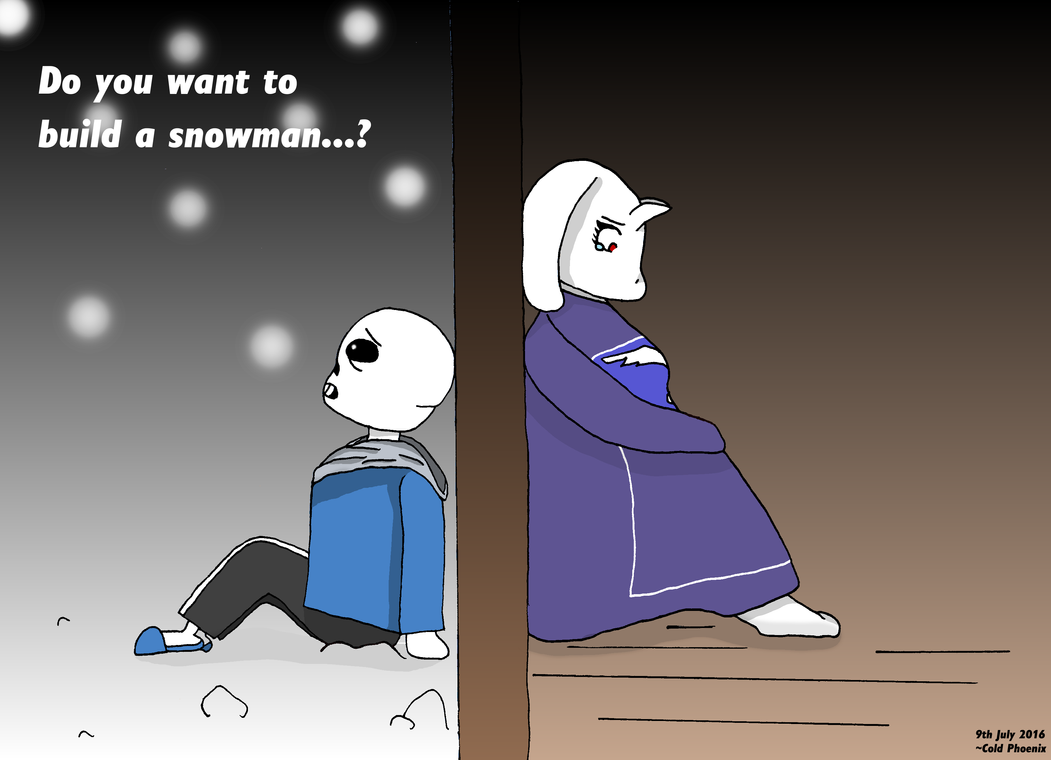 how to play do you want to build a snowman