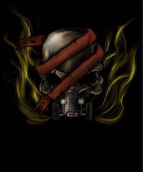 HotRod Skull