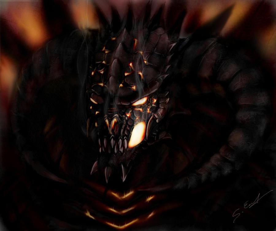 Diablo by Threepwoody