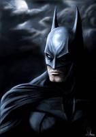 Batman by Threepwoody