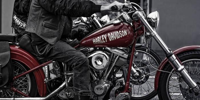 Red Harley