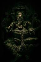 Ganesha by Threepwoody