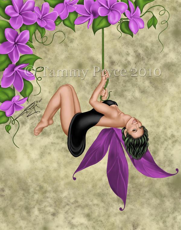 Just Hangin Around by Tpryce