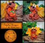 Brown Pumpkin dragon