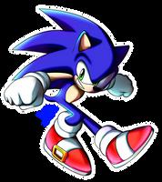 Sonic The Hedgehog  by kellylaeriza132003