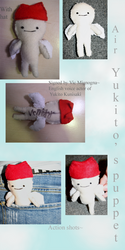 .:Air:. Yukito's puppet by Black-cat-lover