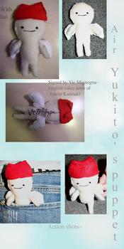 .:Air:. Yukito's puppet