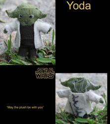 .:Star Wars:. Yoda by Black-cat-lover